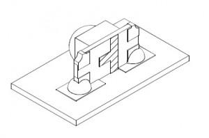 KPTBDA-3216 drawing