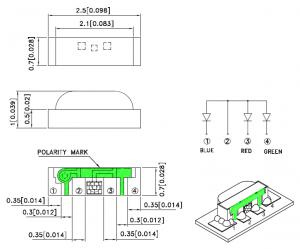 KPFA-2507 drawing