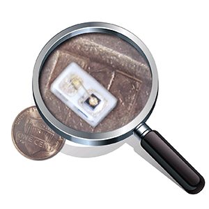 KPG-0603 series: the smallest SMD-LED